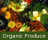 search for organic produce
