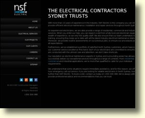 WebSite: NSF Electric