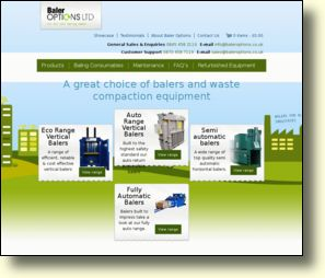 WebSite: Baler Options Ltd