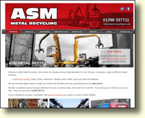 WebSite: ASM Metal Recycling